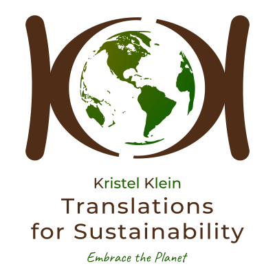 Logo Translations for Sustainability