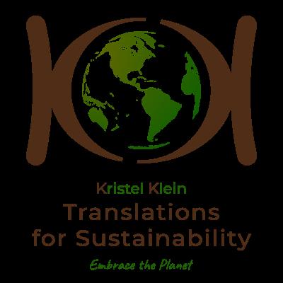 Logo Translations for Sustainability